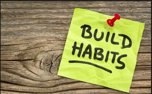 Focus on building good habits and results will follow