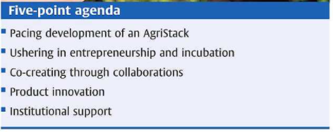 INDIAN AGRI TECH : $10 BILLION OVER 10 YEARS!!