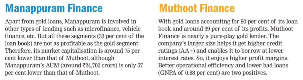 GOLD FINANCIERS